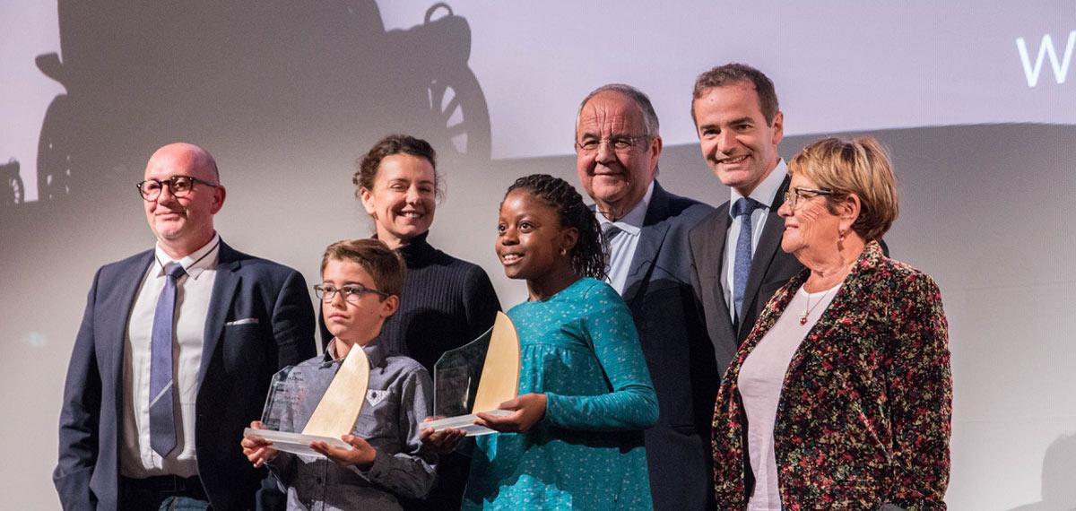 Les prix Anne Frank et Jean Zay 2017