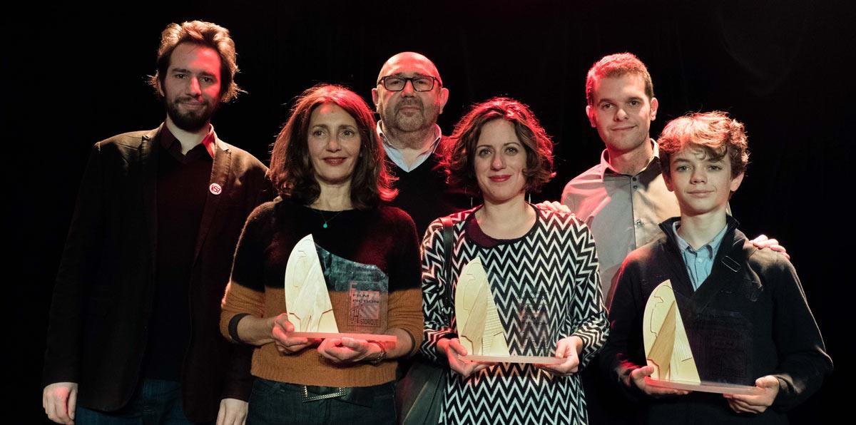 La remise des prix du FIFFH 2017 à Paris