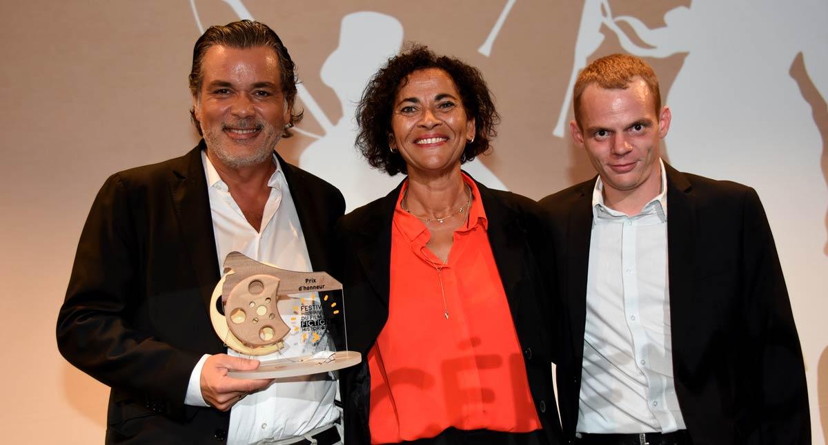 Christophe Barratier, prix d'honneur de la réalisation