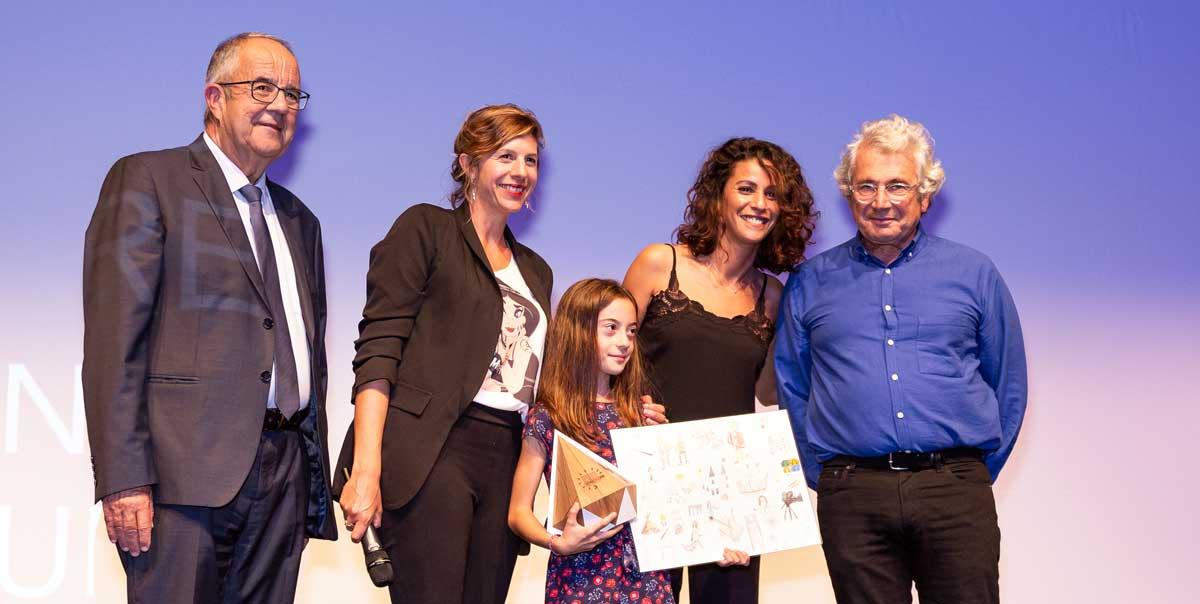 Les prix Anne Franck et Jean Zay décernés