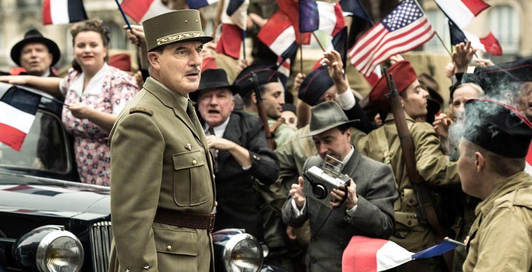 La nouvelle série sur De Gaulle présentée en première France