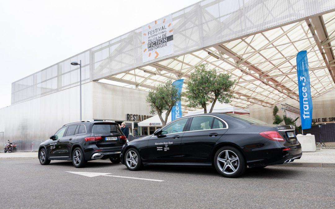 Mercedes Benz Rent LG Automobile partenaire officiel