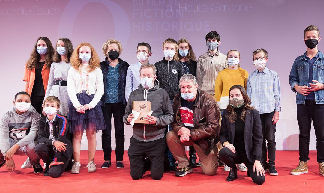 Michou d'Auber, Prix des collégiens du CD 31