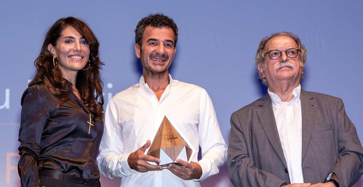 Ludovic Bource, Prix d'honneur du FIFFH 2019