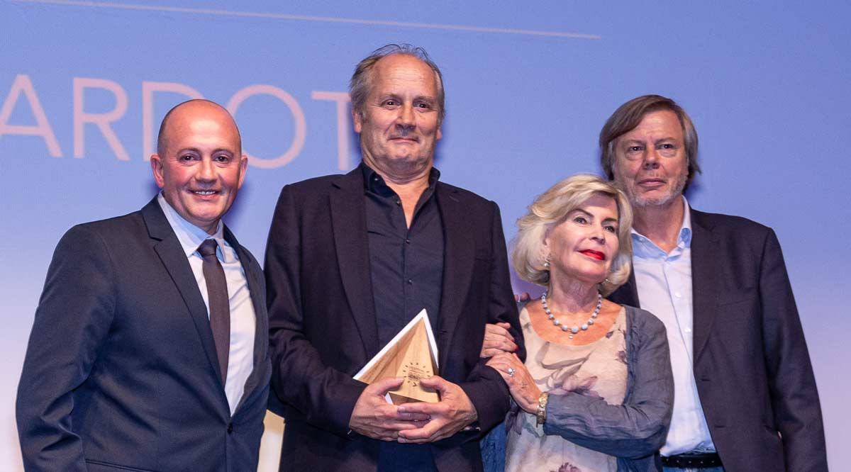 Hippolyte Girardot, Prix d'honneur d'interprétation