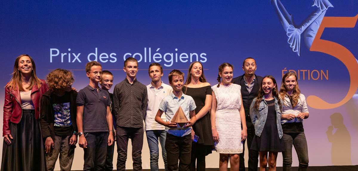 Seul dans Berlin remporte le prix des collégiens du CD31