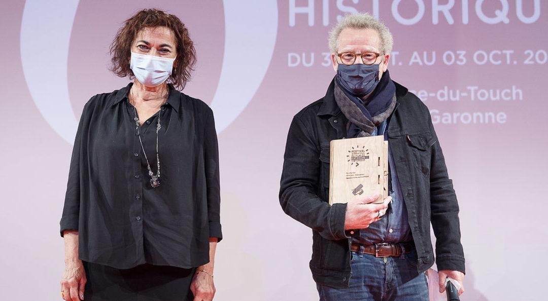 Guillaume Schiffman, Prix d'honneur du FIFFH 2020