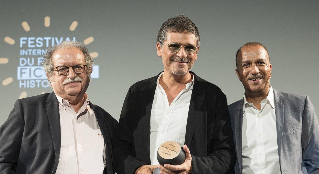 Pascal Elbe, Prix coup de coeur du FIFFH 2021