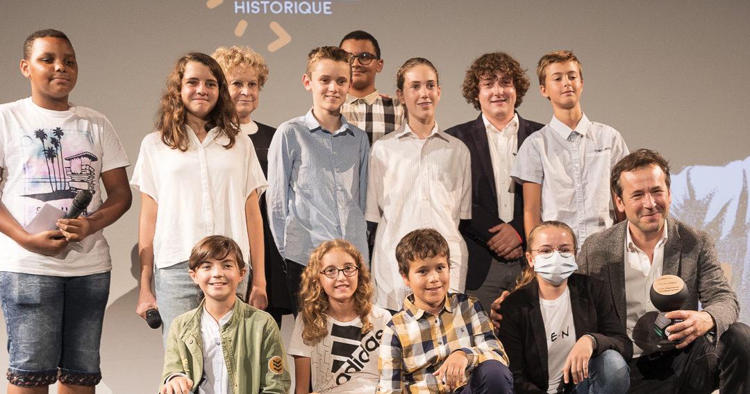 Germinal, Prix des collégiens du CD31